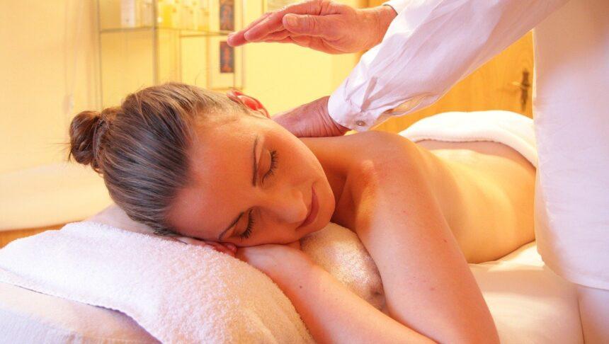 Wpływ masażu na skórę